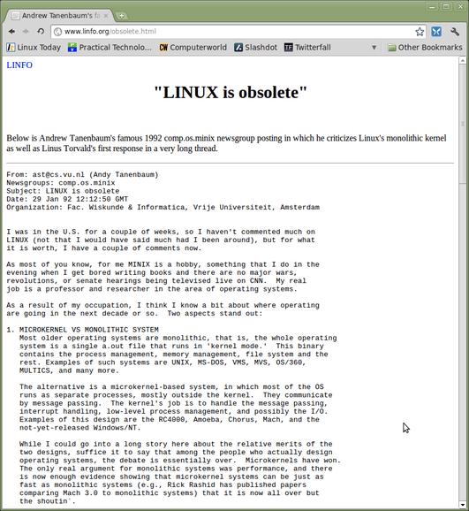 Linux 迎来 29 岁:从个人爱好到统治世界的操作系统