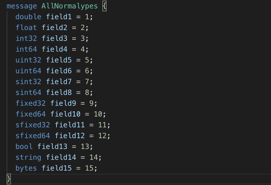 Protobuf 终极教程 (Go语言版本)