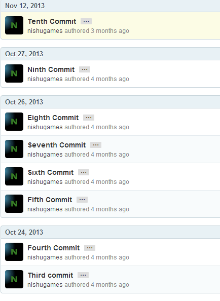 Commit message 和 Change log 编写指南